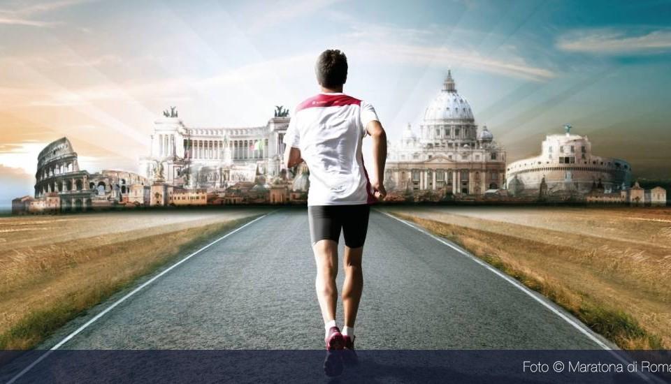 Foto © Maratona di Roma