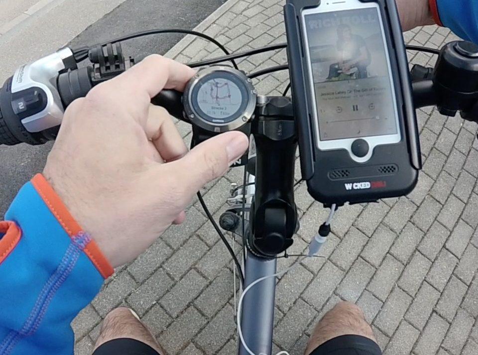 MENSCHLÄUFT - Erste Aktivität mit der Garmin fenix 5X